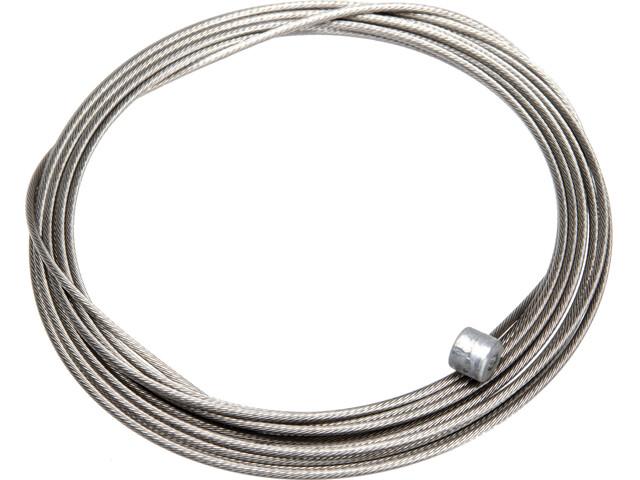 Shimano Cable de freno MTB/Tandem - Cables de freno - 1,6x3500mm Plateado